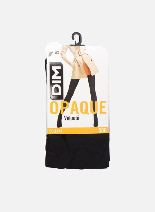 Chaussettes et collants Dim Collant OPAQUE VELOUTE 50D Noir vue détail/paire