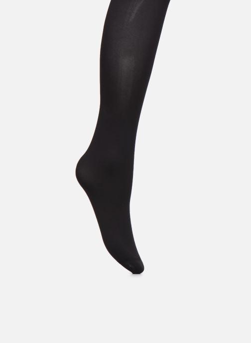 Chaussettes et collants Dim Collant ABSOLU FLEX Opaque 40D Noir vue portées chaussures