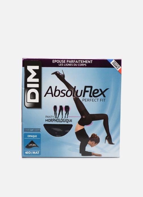 Chaussettes et collants Dim Collant ABSOLU FLEX Opaque 40D Noir vue détail/paire
