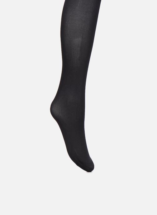 Chaussettes et collants Dim Collant BODY TOUCH Opaque 40 D Noir vue portées chaussures