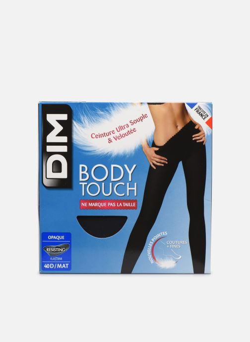 Socks & tights Dim Collant BODY TOUCH Opaque 40 D Black detailed view/ Pair view