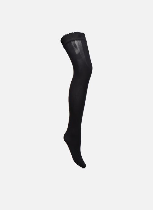 Chaussettes et collants Dim DIM UP EASY BODY TOUCH Opaque 40D Noir vue portées chaussures