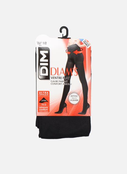 Chaussettes et collants Dim Collant DIAM'S VENTRE PLAT Ultra opaque 70D Noir vue détail/paire