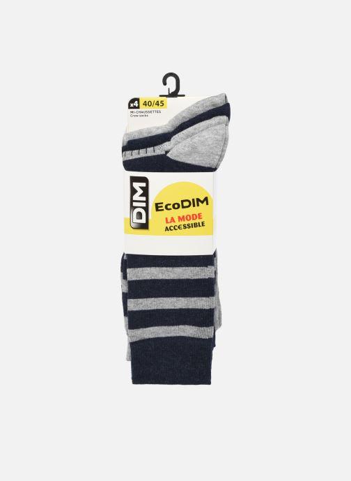 Socken & Strumpfhosen Dim Chaussettes ECODIM STYLE Lot de 4 blau detaillierte ansicht/modell