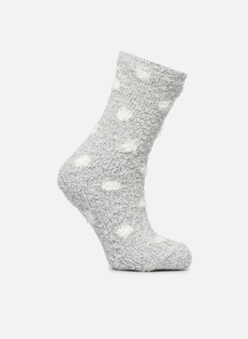 Chaussettes et collants Dim Chaussettes COCOON Gris vue portées chaussures