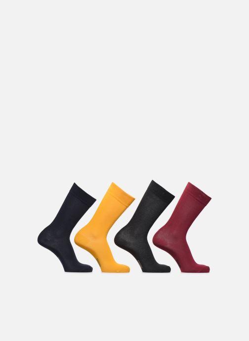 Socks & tights Dim Chaussettes COTON Lot de 4 Multicolor model view
