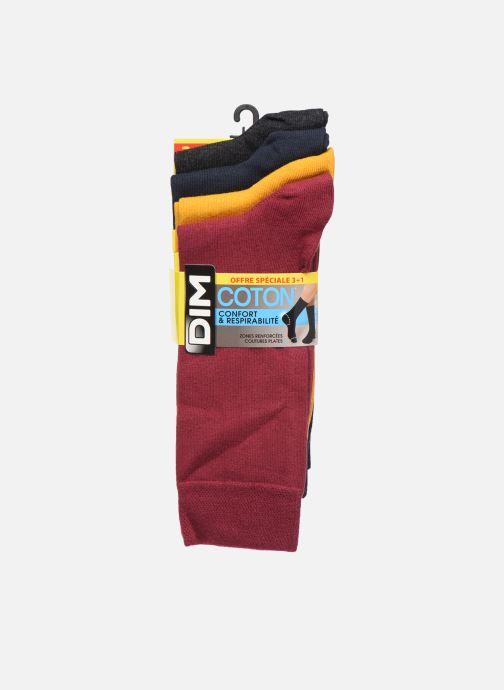Socks & tights Dim Chaussettes COTON Lot de 4 Multicolor detailed view/ Pair view