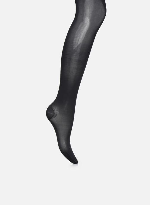 Chaussettes et collants Dim Collant PERFECT CONTENTION Opaque 45D Noir vue face