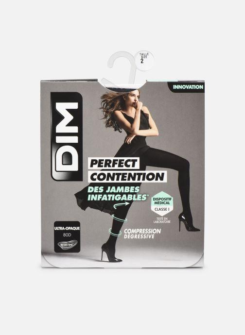 Chaussettes et collants Dim Collant PERFECT CONTENTION Ultra-opaque 80D Noir vue détail/paire