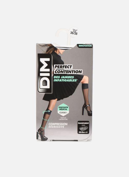 Socken & Strumpfhosen Dim Mi-bas PERFECT CONTENTION Transparents 25D schwarz detaillierte ansicht/modell