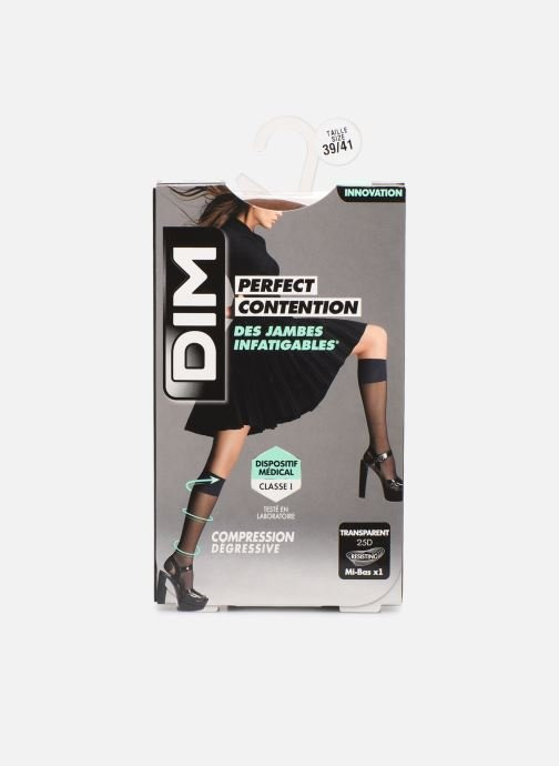 Mi-bas PERFECT CONTENTION Transparents 25D