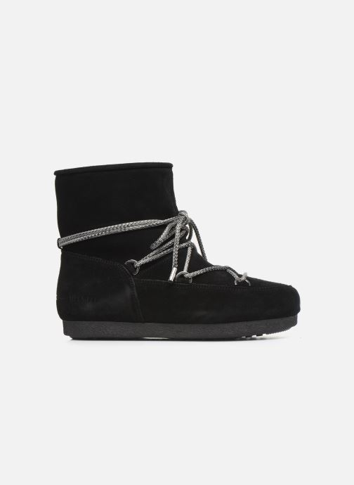 Scarpe sportive Moon Boot Moon Boot Far Side Low Suede Nero immagine posteriore