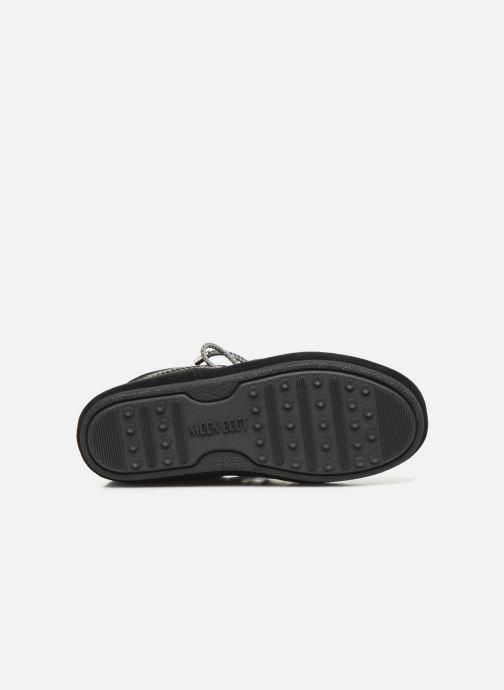 Zapatillas de deporte Moon Boot Moon Boot Far Side Low Suede Negro vista de arriba