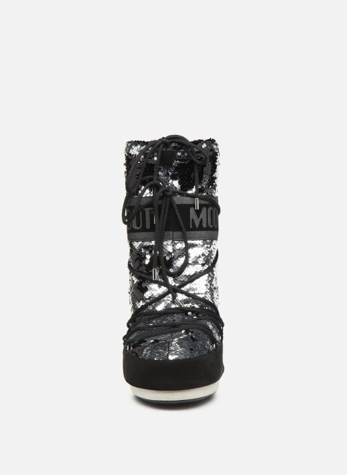 Zapatillas de deporte Moon Boot Moont Boot Classic Disco Negro vista del modelo
