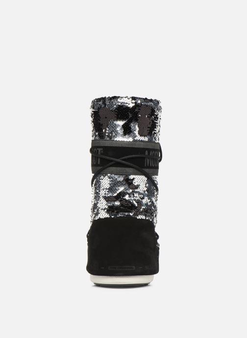 Zapatillas de deporte Moon Boot Moont Boot Classic Disco Negro vista lateral derecha