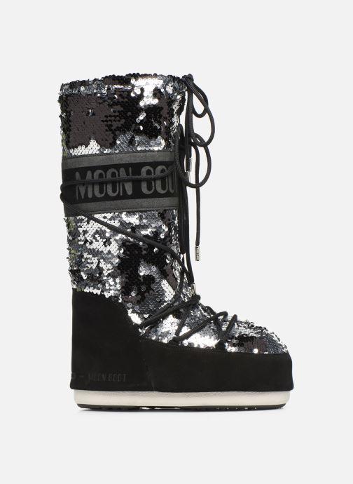 Zapatillas de deporte Moon Boot Moont Boot Classic Disco Negro vistra trasera