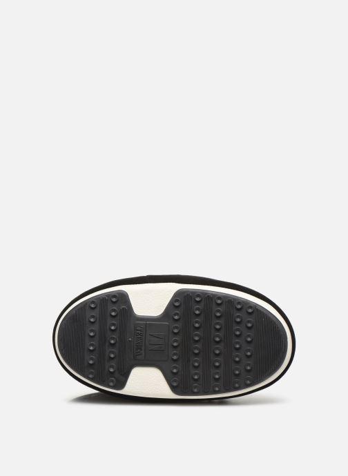 Zapatillas de deporte Moon Boot Moont Boot Classic Disco Negro vista de arriba