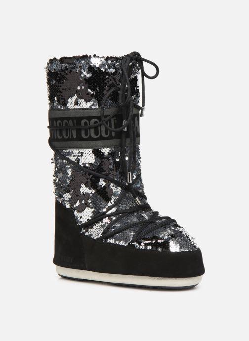 Zapatillas de deporte Moon Boot Moont Boot Classic Disco Negro vista de detalle / par