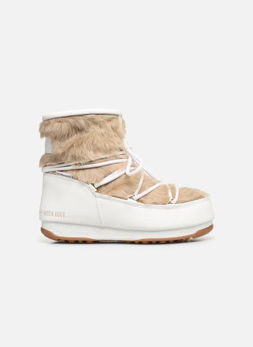 Zapatillas de deporte Moon Boot Moon Boot Monaco Low Fur WP Blanco vistra trasera