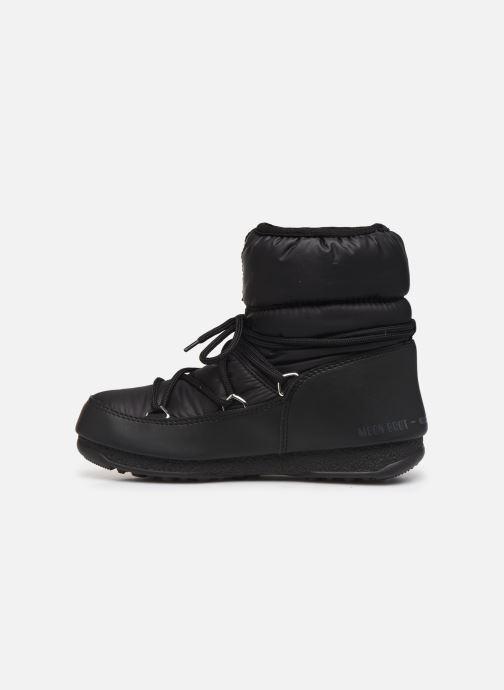 Scarpe sportive Moon Boot Moon Boot Low Nylon WP 2 Nero immagine frontale