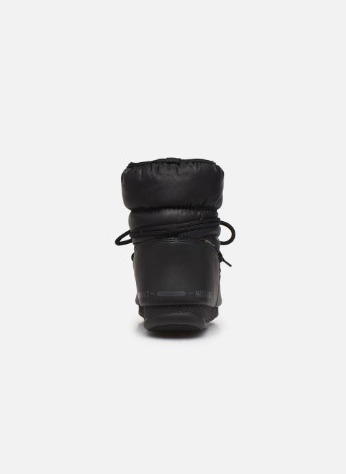 Chaussures de sport Moon Boot Moon Boot Low Nylon WP 2 Noir vue droite