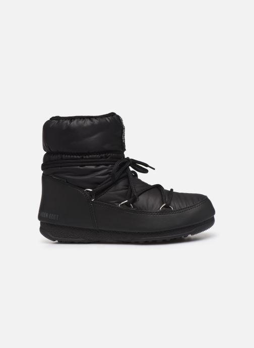 Chaussures de sport Moon Boot Moon Boot Low Nylon WP 2 Noir vue derrière