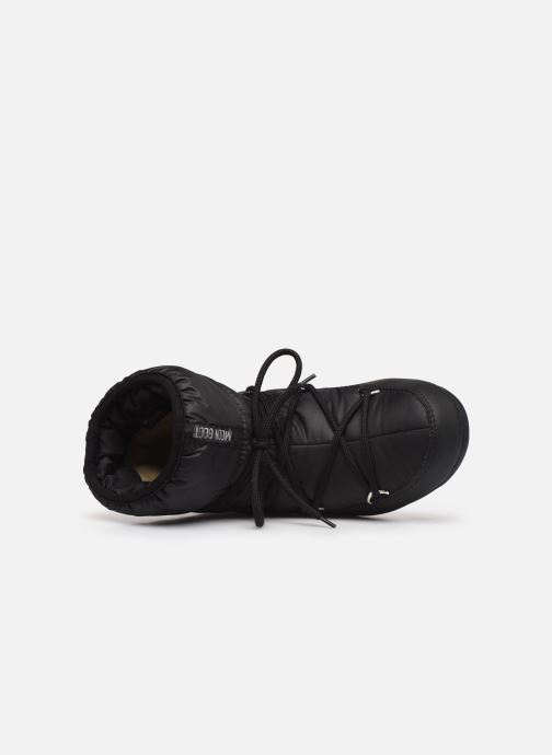 Chaussures de sport Moon Boot Moon Boot Low Nylon WP 2 Noir vue gauche