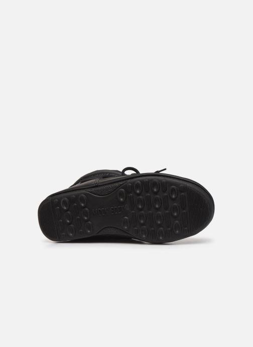 Chaussures de sport Moon Boot Moon Boot Low Nylon WP 2 Noir vue haut