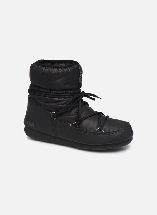 Zapatillas de deporte Moon Boot Moon Boot Low Nylon WP 2 Negro vista de detalle / par