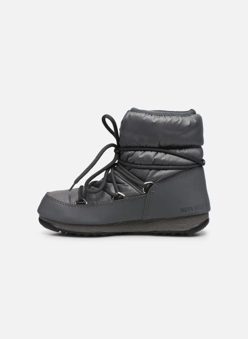 Chaussures de sport Moon Boot Moon Boot Low Nylon WP 2 Gris vue face