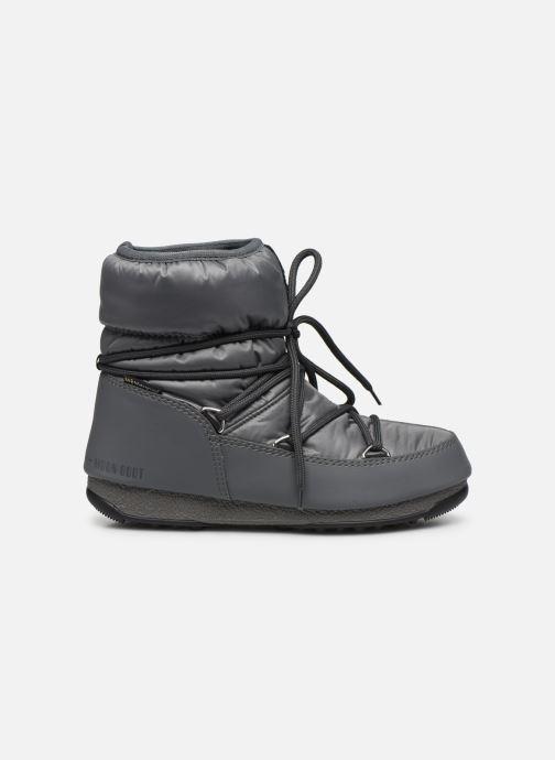 Chaussures de sport Moon Boot Moon Boot Low Nylon WP 2 Gris vue derrière