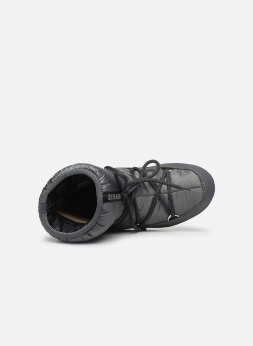 Chaussures de sport Moon Boot Moon Boot Low Nylon WP 2 Gris vue gauche