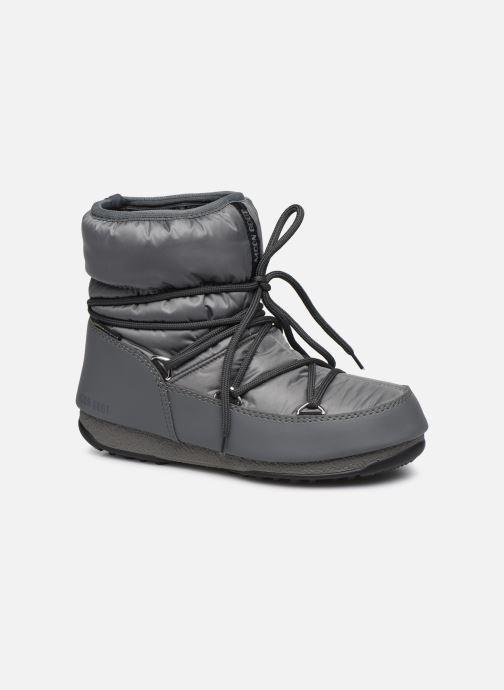 Chaussures de sport Moon Boot Moon Boot Low Nylon WP 2 Gris vue détail/paire