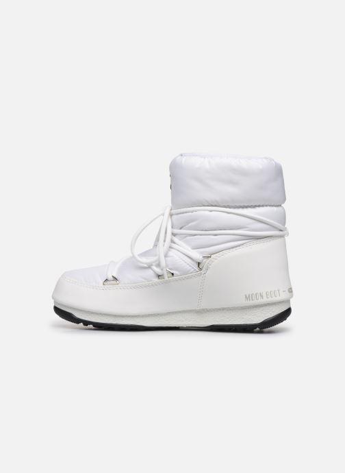 Zapatillas de deporte Moon Boot Moon Boot Low Nylon WP 2 Blanco vista de frente