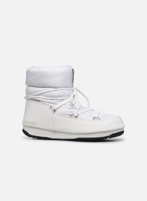 Chaussures de sport Moon Boot Moon Boot Low Nylon WP 2 Blanc vue derrière