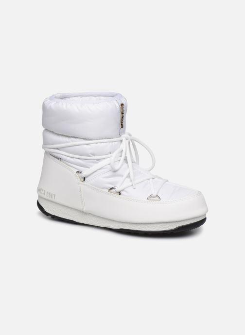 Zapatillas de deporte Moon Boot Moon Boot Low Nylon WP 2 Blanco vista de detalle / par