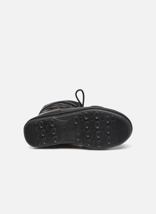 Chaussures de sport Moon Boot Moon Boot Mid Nylon WP Noir vue haut