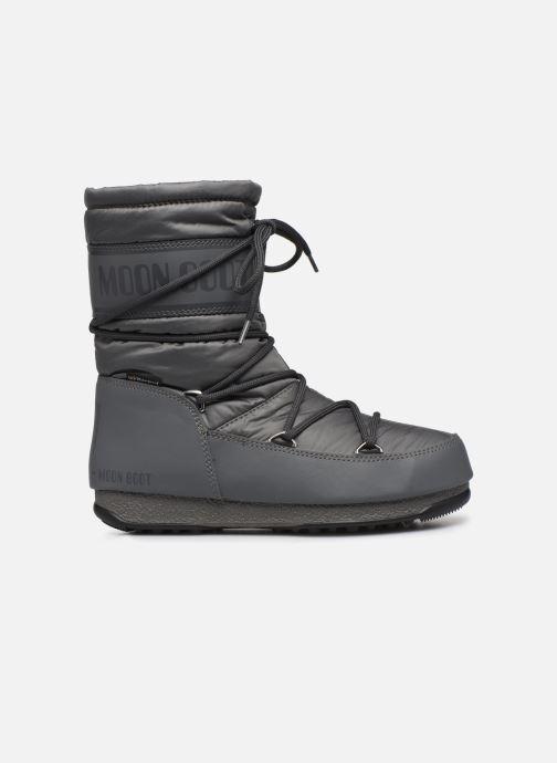 Scarpe sportive Moon Boot Moon Boot Mid Nylon WP Grigio immagine posteriore