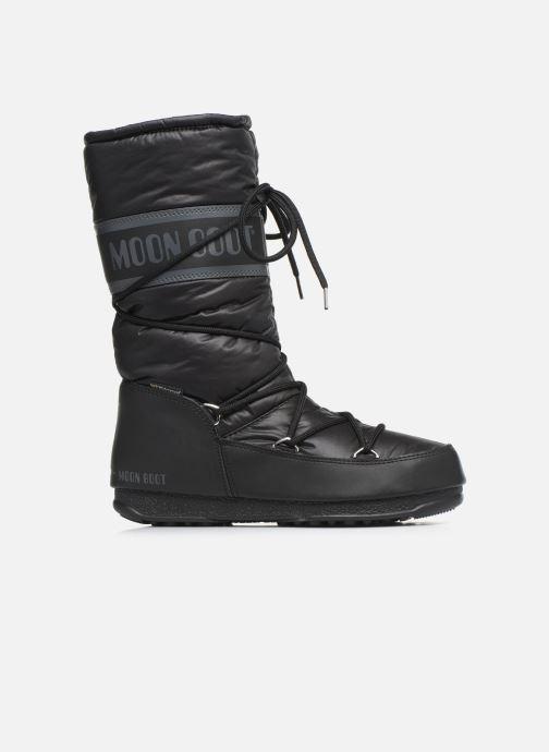 Zapatillas de deporte Moon Boot Moon Boot High Nylon WP Negro vistra trasera