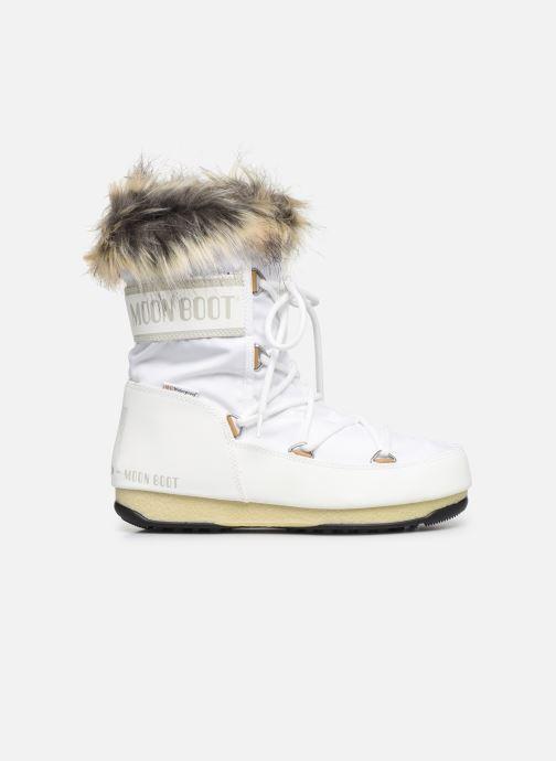 Chaussures de sport Moon Boot Moon Boot Monaco Low WP 2 Blanc vue derrière