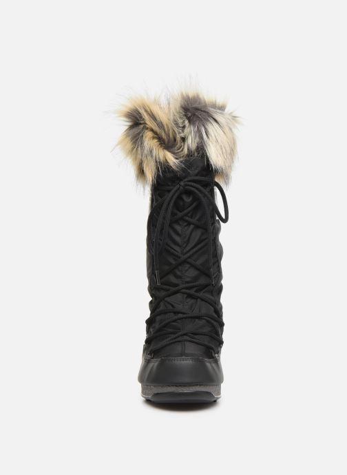 Chaussures de sport Moon Boot Moon Boot Monaco WP 2 Noir vue portées chaussures