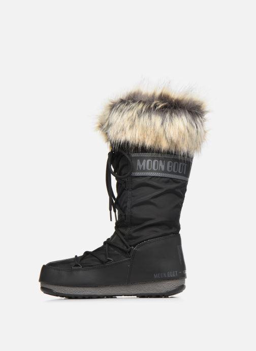 Zapatillas de deporte Moon Boot Moon Boot Monaco WP 2 Negro vista de frente