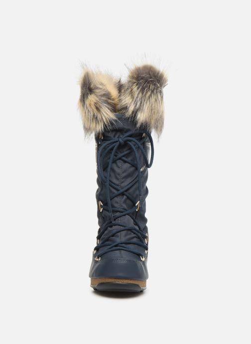 Chaussures de sport Moon Boot Moon Boot Monaco WP 2 Bleu vue portées chaussures