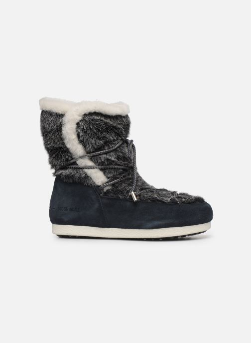 Scarpe sportive Moon Boot Moon Boot Far Side High Faux Fur Azzurro immagine posteriore