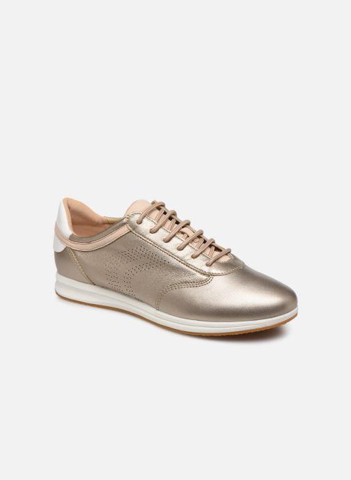 Geox D AVERY (goldbronze) Sneaker bei (427912)