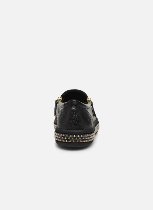 Baskets Geox D LEELU' 2 Noir vue droite