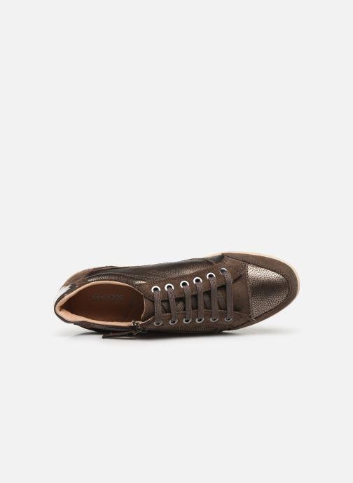 Sneakers Geox D MYRIA Bruin links