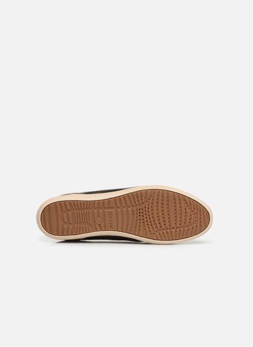 Sneakers Geox D MYRIA Bruin boven