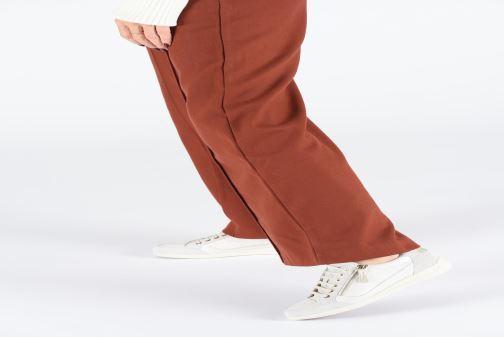 Sneakers Geox D MYRIA Wit onder