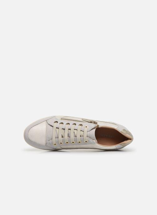 Sneakers Geox D MYRIA Wit links
